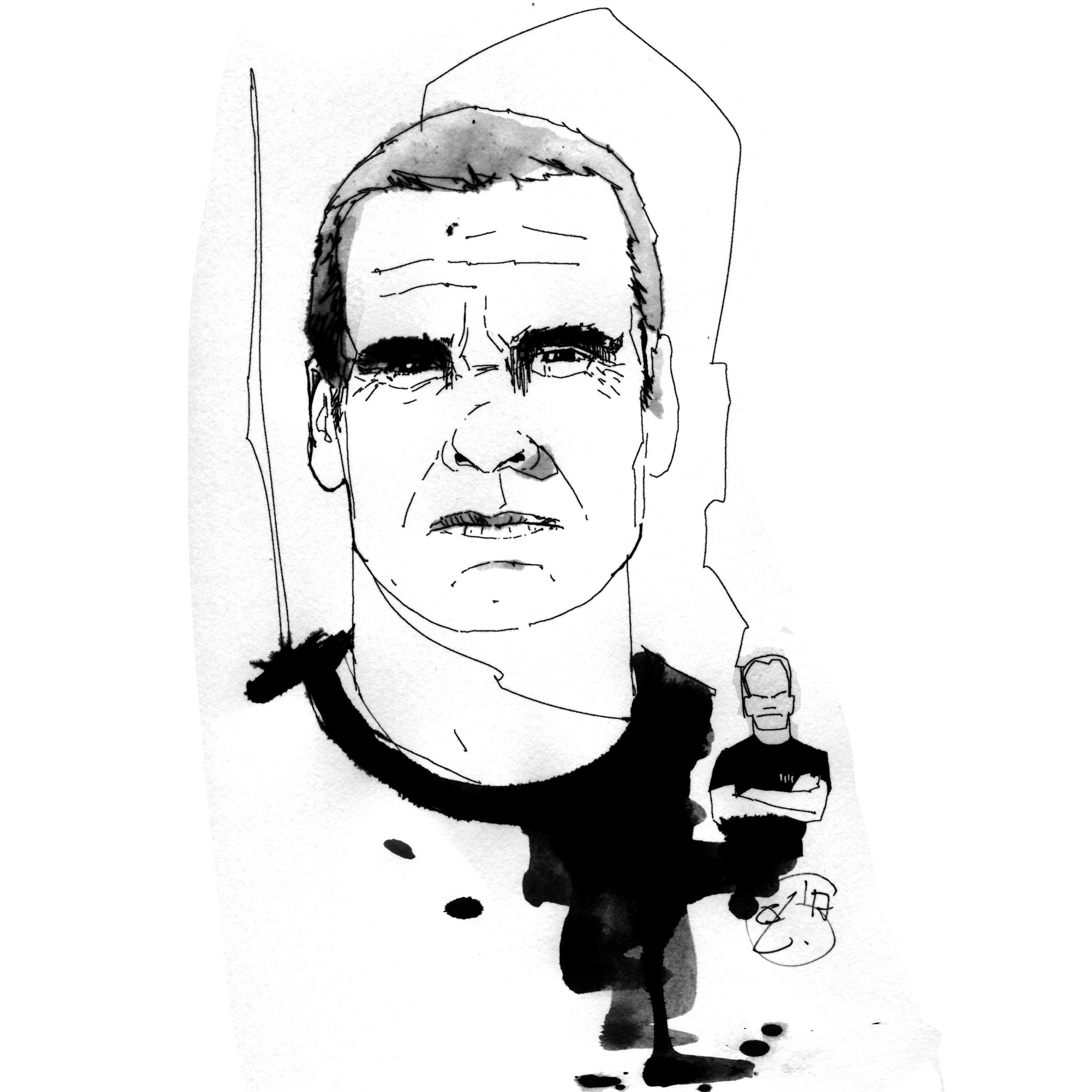 Tim Möller-Kaya I Henry Rollins
