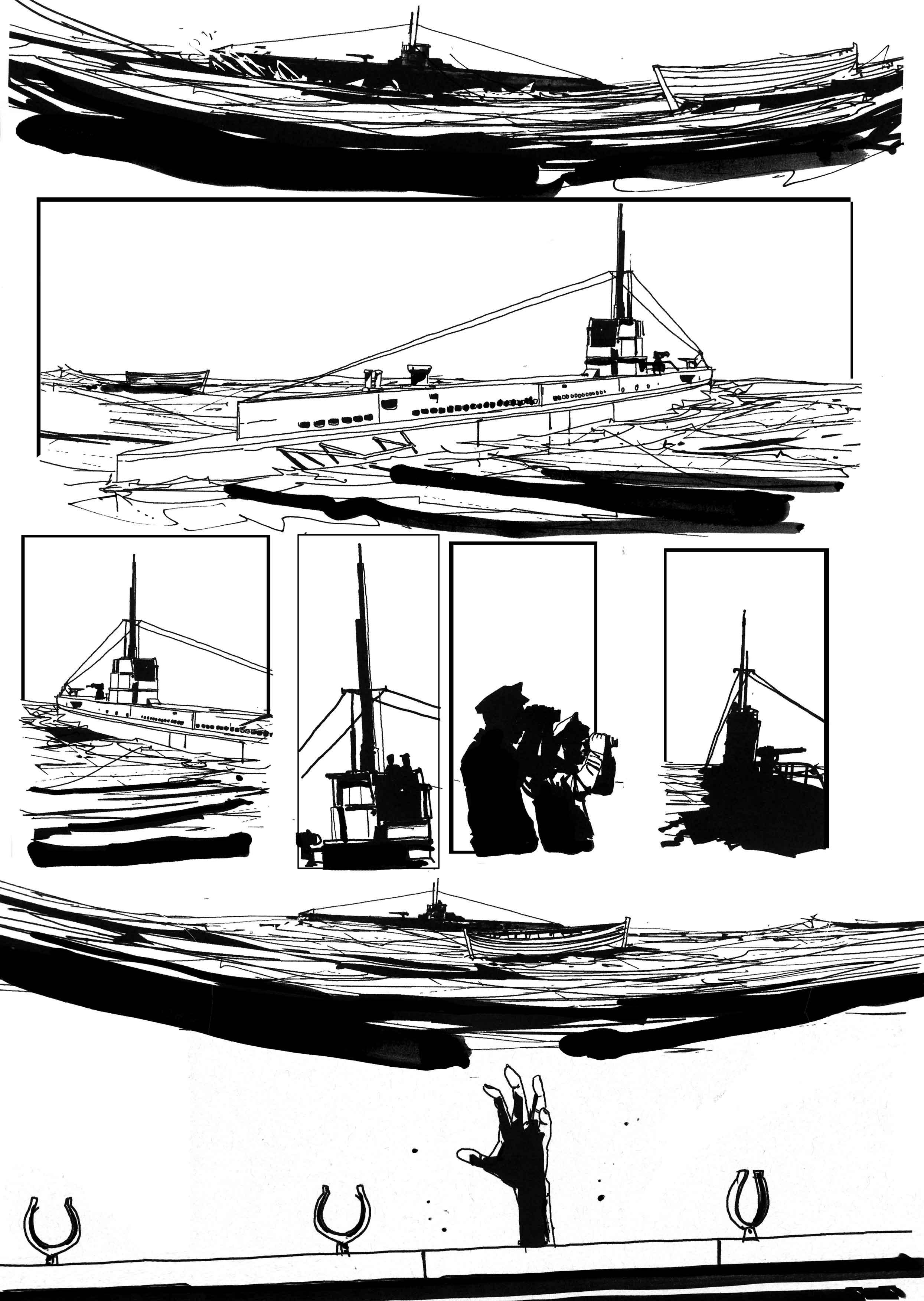 Tim Möller-Kaya | Insel des Todes