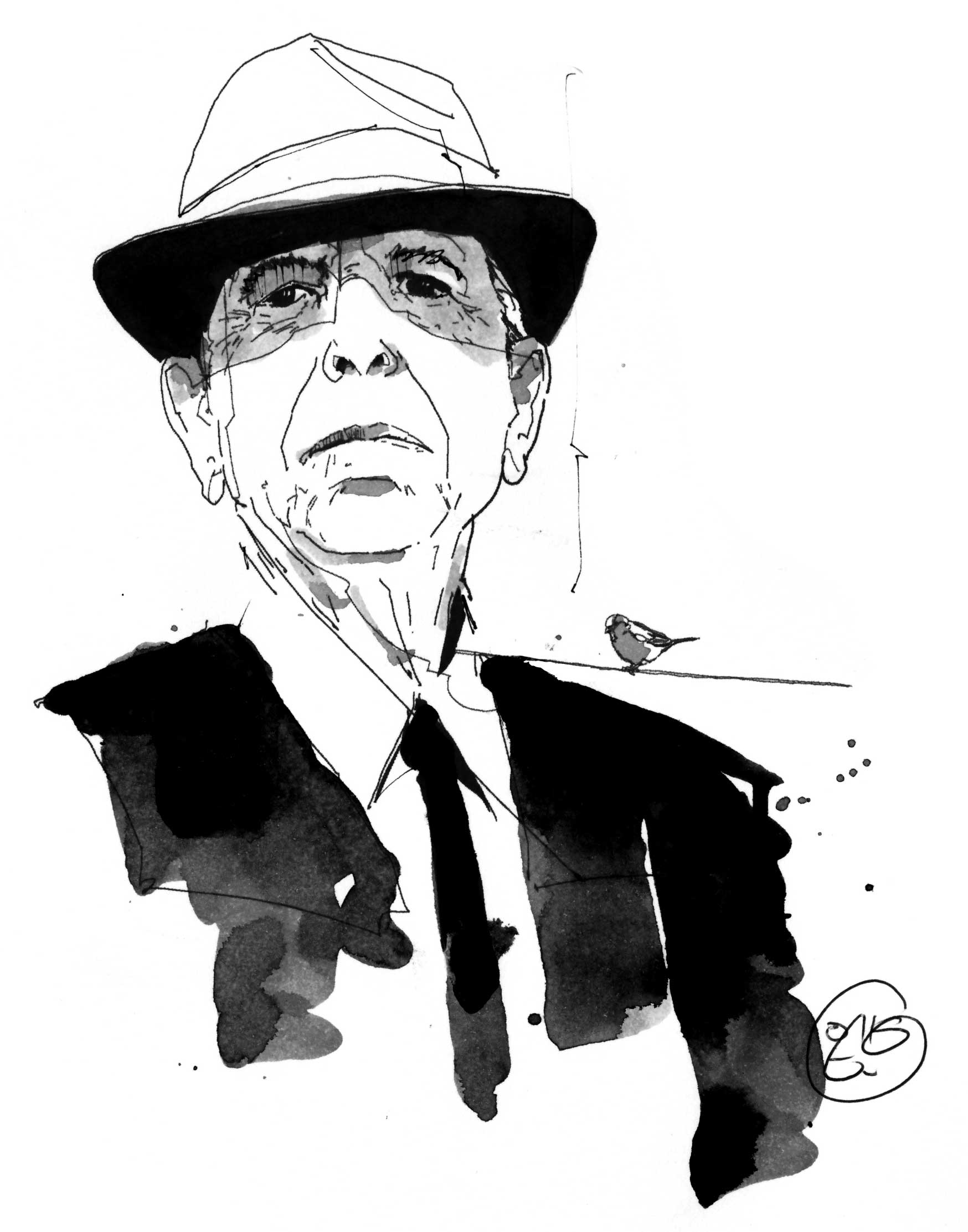 Tim Möller-Kaya | Leonard Cohen